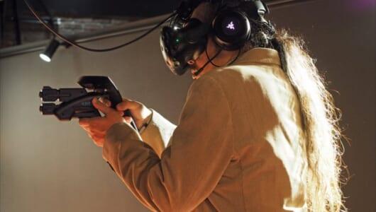 「VR」の「eスポーツ」ってどんな感じ? チーム対戦型VRゲーム「TOWER TAG」をプレイしてみた