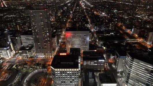 """札幌の""""夜""""はコレ抜きじゃ語れない!! 2大定番「夜景スポット」と「シメパフェ」を現地レポ"""