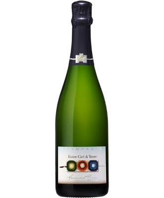 Françoise Bedel Champagne Entre Ciel et Terre(フランソワーズ・ベデル・シャンパーニュ・アントル・シエル・エ・テール) /輸入元:ヌーヴェル・セレクション