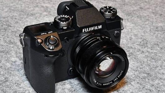 手ブレ補正搭載のフラッグシップミラーレス「FUJIFILM X-H1」発表! 体験会場から写真でレポート