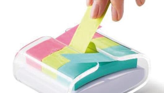 【文房具総選挙】まるでティッシュ!? 次々取り出せるポップアップ付箋など「伝える」部門10商品