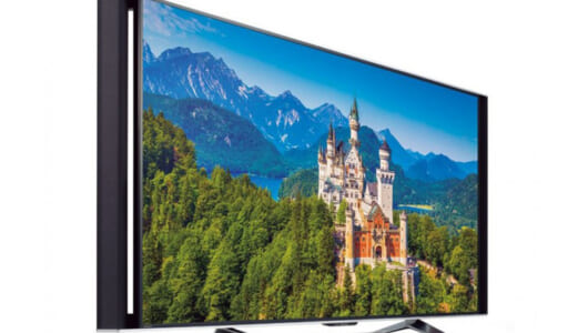 同じアクオスでもこんなに違う!  4Kテレビ全モデル一挙比較【シャープ編】