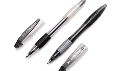 価格は安いが書き心地はリッチだった! 高級路線の逆をいく100円台ボールペン