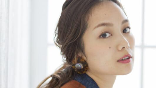 青文字系モデルの第一人者・武智志穂が語る……30代の頑張りすぎない生き方【後編】