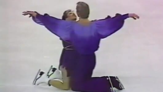 フィギュア界の伝説!五輪初の「芸術点オール満点」を出した『ボレロ』がこれだ!