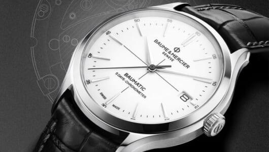 加速する機械式時計のハイコストパフォーマンス化【SIHH2018/ボーム&メルシエ】