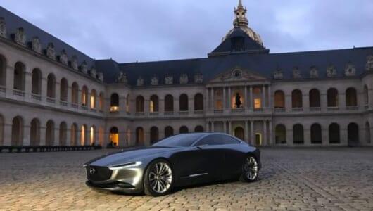 マツダ・ビジョン・クーペが最も美しいコンセプトカーに選出!