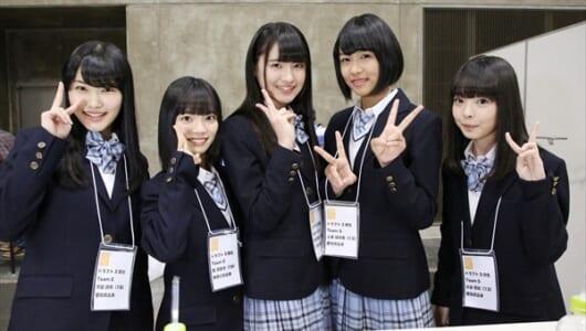 SKE48ドラフト3期生5人が初お披露目