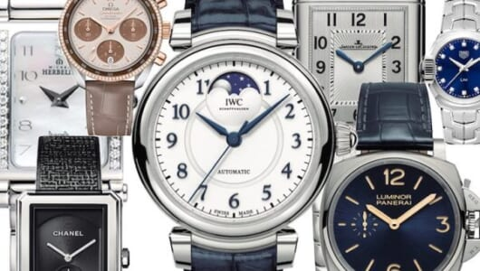WATCHNAVI編集長おすすめ。女性が自らに選びたい時計、大事な女性に贈りたい時計傑作選