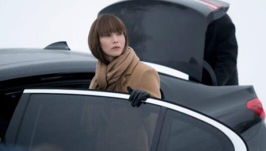 BMW7シリーズが新作映画、レッド・スパローで象徴的に登場!