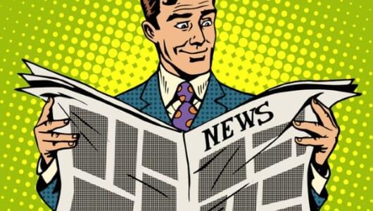 「焼売」はシューマイ。では、新聞社で有名な「読売」の由来は? 意外に知らないことが多い『新聞のひみつ』