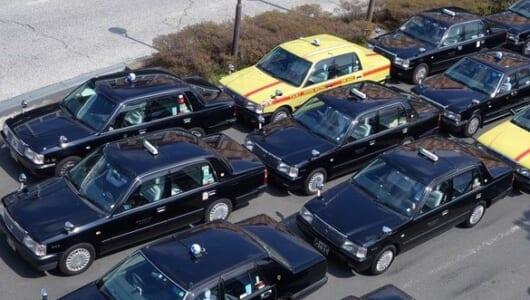 「相乗りタクシー」から「ソニーの配車アプリ」まで… 激化するタクシー改革は成功するのか?