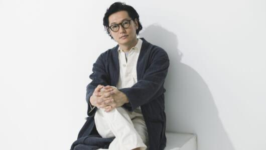 俳優・井浦新がこだわる、オンとオフを同時に充実させる方法 前編