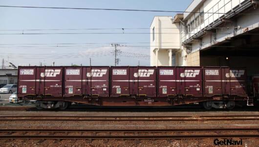 赤字体質から6年連続増益へ――躍進する「JR貨物」に鉄道貨物輸送の現状を見る