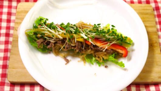 コストコの甘辛肉「プルコギビーフ」を白飯ナシのメインディッシュで食べ尽くす!