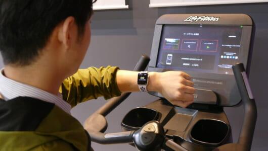 Apple Watchでジム活が捗っちゃうなあ! 日本上陸した「GymKit」でジム通いへの意識がさらに高く