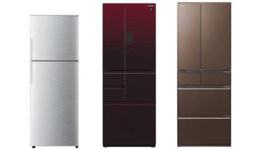 この冷蔵庫なら間違いなし! プロが教える世帯&価格帯別「機能充実モデル」おすすめ5選