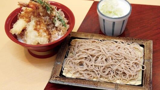 【立ち食いそば】職人の技に頼らない…だからウマイ! 麺と天ぷらの「鮮度」にこだわる新宿・歌舞伎町の名店