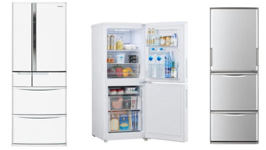 冷蔵庫コスパ選手権!家電のプロが選定した安いのに満足の3モデル