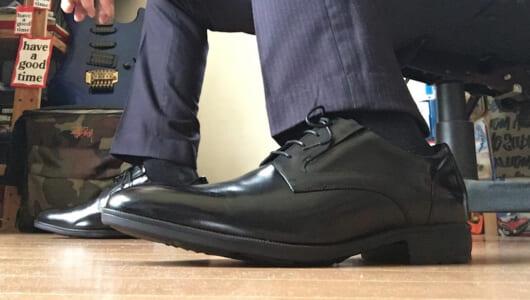 「革靴疲れ」の救世主が出現!! スニーカーのような革靴「テクシーリュクス」で通勤スタイルが激変!