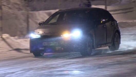 トヨタ「オーリス」後継モデルのテスト車両を動画で初キャッチ!