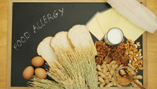 触るだけで食物アレルギーに!?「ガッテン!」で紹介されたアレルギーの新事実