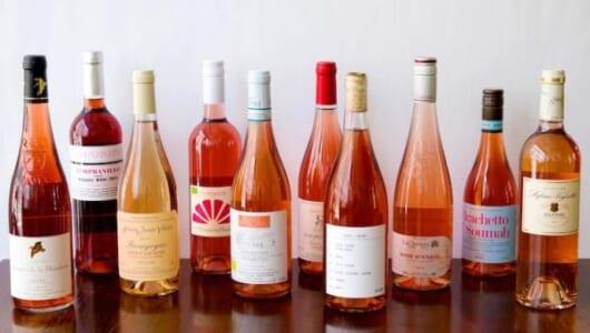 色も味わいも多彩! 新定番ワイン「ロゼ」のイチオシ銘柄と基礎知識