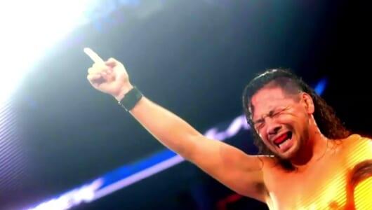 中邑真輔、いよいよ「レッスルマニア」へ…WWEでの軌跡を振り返るPVがかっこいい!