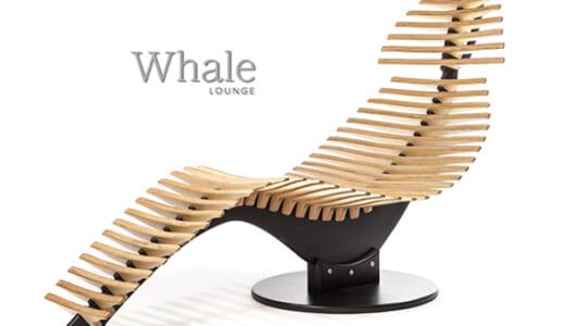 まるでクジラの骨格! CAMPFIRE支援プロジェクトの「ロシア製チェア」がインパクト大!!