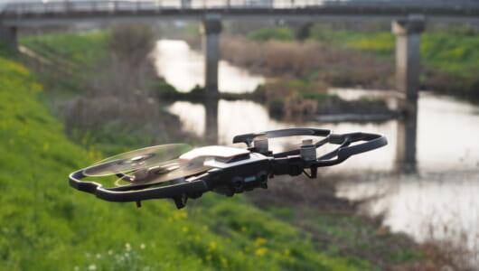 小さくて超安定するドローン「Mavic Air」で遊べ! 空飛ぶ高級カメラと言いたくなる画質に感動するよ