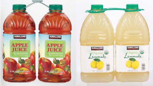 【コストコのソフトドリンク7選】「ホテルの生ジュースに負けない」とウワサのオレンジジュースって?
