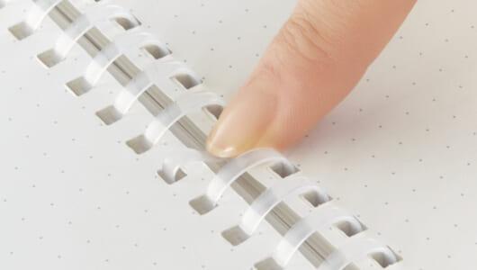 これはクリエイティブなまな板だ! 自由な発想が広がる横置きノート