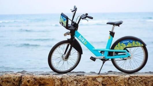グローバルで広がる「自転車シェアリング」。ハワイとの相性は抜群!