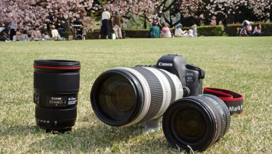 写真が変わる7つの「プロ視点」を伝授!! 都会のオアシス「新宿御苑」でちょっと遅めの桜撮影旅