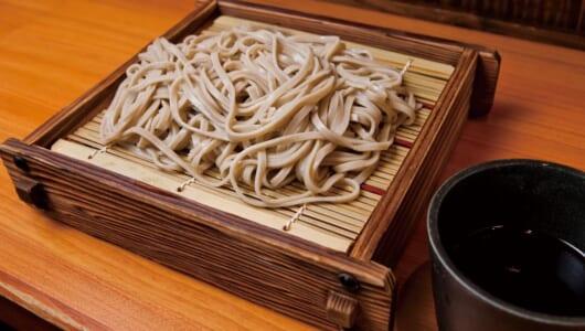 【立ち食いそば】製粉から行う「ゆでたて十割そば」が320円? 鮮度バツグンの平打ち麺で若者の心をつかむ渋谷の名店