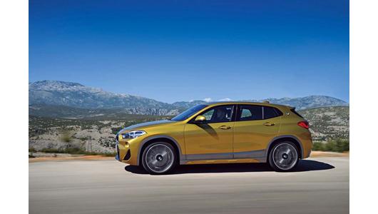 【1分でわかる】X1のクーペ的位置づけ、BMW「X2」ってどんなクルマ?