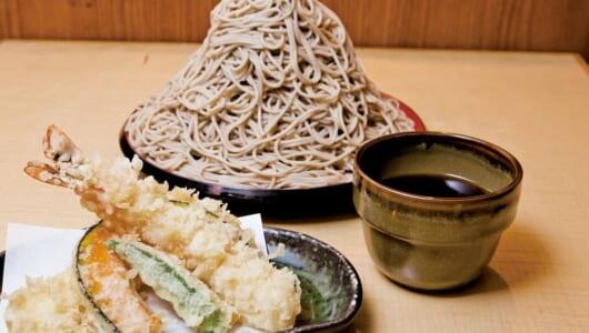 【立ち食いそば】なぜ食べる…? そこに「山」があるから! プラス200円で新鮮そばが存分に食べられる白楽の名店