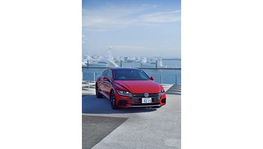 【1分でわかる】フォルクスワーゲンの新しい旗艦車「アルテオン」ってどんなクルマ?