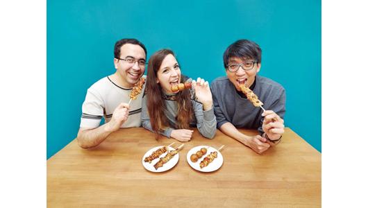 日本の定番食「焼き鳥」は海外の人にどう映る? 人気部位4種を5点満点評価してもらった