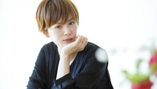 カリスマモデルとして20年……今宿麻美に訪れた「子育て」による変化とは?