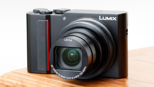 手のひらサイズの万能カメラ!! 小型・高画質・高倍率の3拍子揃った「LUMIX TX2」実写レビュー