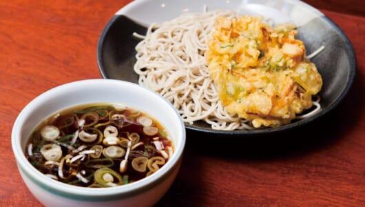 【立ち食いそば】「大正時代のつゆ」ってどんな味? つけ汁が浸みたサックサク「かき揚げ」がそばを呼ぶ横浜の名店