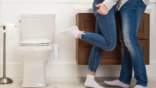 消臭命! アメリカ人の興味深いトイレ観が見えてくる「Loo Loo」