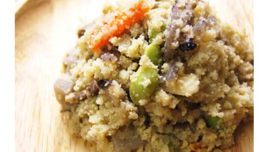 「最近いつも食べてる」というリピーター多数!ご飯のおともにぴったりなセブンの新作「8種具材の卯の花」