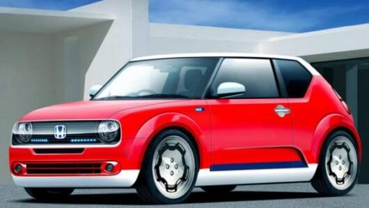 かつての「シティ」や「シビック」を彷彿とさせる、ホンダの電気自動車「アーバンEVコンセプト」市販型は2019年に発売か!?
