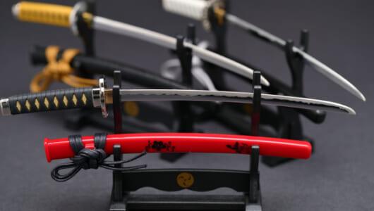 「名刀ペーパーナイフ新選組モデル」に1300%以上の支援が殺到! 忠実に再現された名刀に刀剣ファン大興奮!