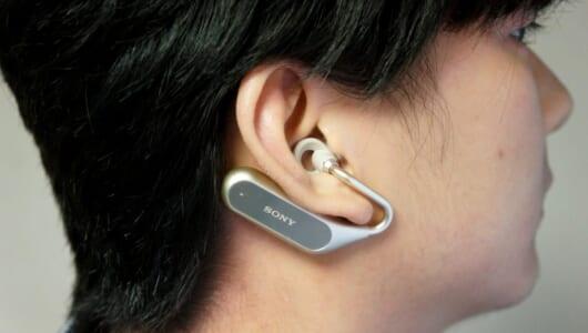 決して割高では…ない? AI特化の完全ワイヤレス「Xperia Ear Duo」一週間身につけ続けてジャッジ