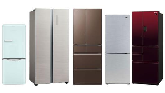 【2018年 冷蔵庫ガイドまとめ】家電のプロが本気ですすめる13モデル、世帯別に教えます!
