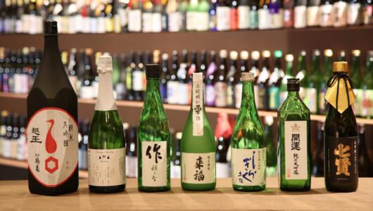 世界一の日本酒を決める「SAKE COMPETITION 2018」去年とはココが違う!