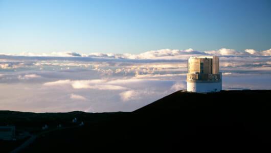 富士山より高い山に13の天文台! ハワイが天文研究の聖地のわけ